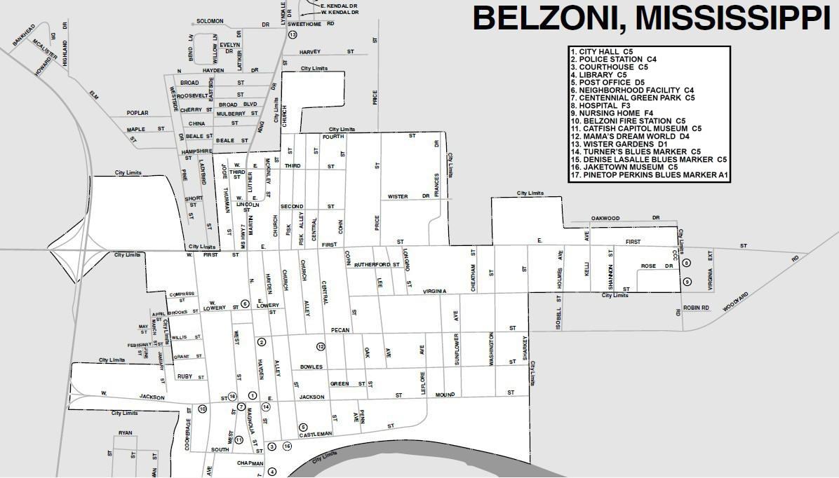 Belzoni Humphreys Development Foundation Belzoni Area